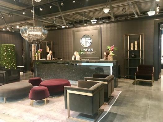 Suntan lobby with velvets HPMKT 2018